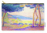Pines Along The Shore - Digital Remastered Edition Carry-all Pouch