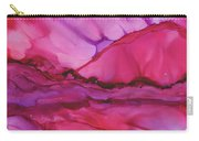 Pink Light Of Dawn Carry-all Pouch