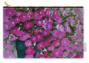 Pink Mums Carry-all Pouch