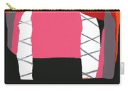 Pink Orange Carry-all Pouch
