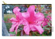 Pink Carry-all Pouch by Robert Knight