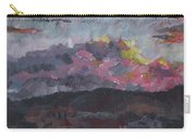Pink Sky Delight Carry-all Pouch