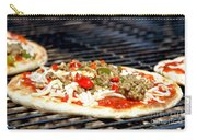 Pizza On The Grill Carry-all Pouch