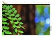 Plants, Trees And Flowers Carry-all Pouch