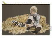 Play Draughts Like Elijah Carry-all Pouch