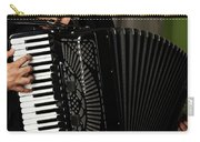 Play The Accordion Carry-all Pouch