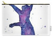 Playful Galactic Cat Carry-all Pouch
