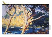 Point Lobos Trees 1919 Carry-all Pouch