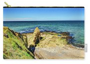 Pointe Du Hoc Panorama Carry-all Pouch