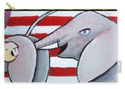 Politics Stick Carry-all Pouch