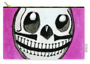 Pollito Sugarskull Of Cuteness Carry-all Pouch