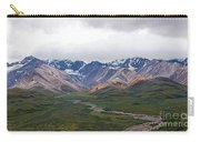 Polychrome Pass In Denali National Park Carry-all Pouch