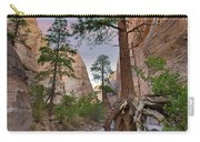 Ponderosa Pines In Slot Canyon Carry-all Pouch