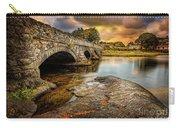 Pont Pen-y-llyn Bridge Snowdonia Carry-all Pouch