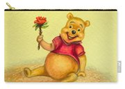 Pooh Bear Carry-all Pouch