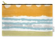 Poolside 2- Art By Linda Woods Carry-all Pouch