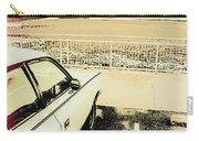 Pop Art Beach Carpark  Carry-all Pouch