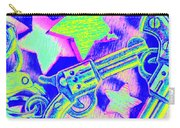 Pop Art Police Carry-all Pouch