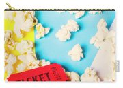 Popcorn Culture Carry-all Pouch