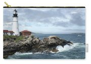 Portland Head Light House Carry-all Pouch