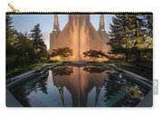 Portland Temple Night Carry-all Pouch