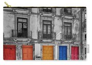 Porto Colour Carry-all Pouch
