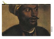 Portrait Of An Arab Carry-all Pouch