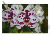 Portrait Of An Orchid Carry-all Pouch