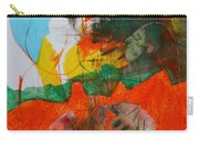 Portrait Of Emma Pugmire Carry-all Pouch