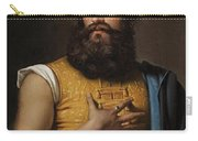 Portrait Of Giovanni Belzoni Carry-all Pouch
