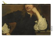 Portrait Of Lucas Fayd Herbe  Carry-all Pouch