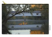 Potter's Bridge, Noblesville, Indiana Carry-all Pouch