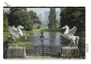 Powerscourt House Terrace And Fountain Carry-all Pouch