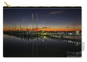 Pre-dawn Marina Carry-all Pouch by Tom Claud