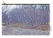 Prescott Arizona Watson Lake Bayou Trees Scrub Water Grasses 3142019 4916 Carry-all Pouch
