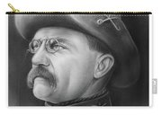 President Teddy Roosevelt Carry-all Pouch