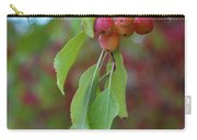 Pretty Cherries Hanging From Tree Carry-all Pouch
