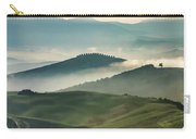 Pretty Morning In Toscany Carry-all Pouch
