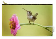 Pretty On Pink Carry-all Pouch