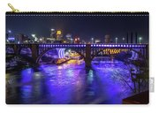 Prince Memorial Bridge Lighting Carry-all Pouch
