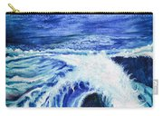 Promethea Ocean Triptych 1 Carry-all Pouch