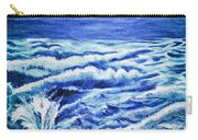Promethea Ocean Triptych 3 Carry-all Pouch