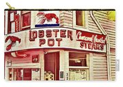 Provincetown Tradition Lobster Pot Carry-all Pouch
