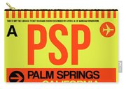 Psp Palm Springs Luggage Tag I Carry-all Pouch