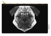 Pug's Face Carry-all Pouch