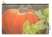 Pumpkin In Patch Carry-all Pouch