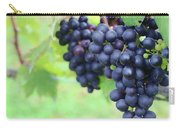 Purple Grape Bunches 21 Carry-all Pouch