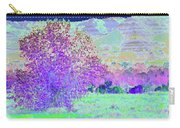 Purple Tree Reverie Carry-all Pouch