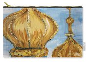 Pushkin Palace Towers Carry-all Pouch by Maria Langgle