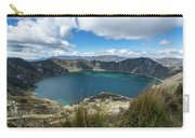 Quilotoa Crater Lake Carry-all Pouch